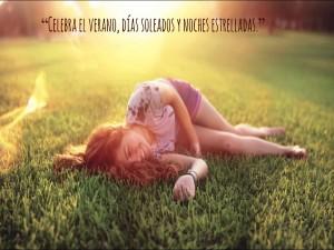 Celebra el verano, días soleados y noches estrelladas