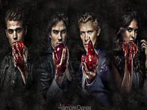 """Frutas sangrientas en """"The Vampires Diaries"""""""