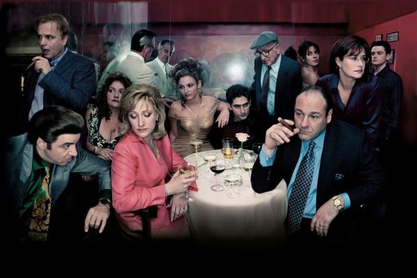 La familia Soprano (Los Soprano)