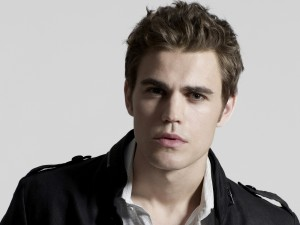 El guapo actor Paul Wesley
