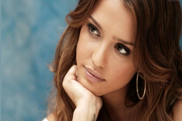 La guapa Jessica Alba