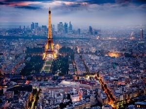 Luces en París