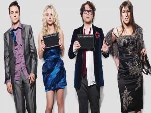 """Chicos de """"The Big Bang Theory"""" tras una noche de fiesta"""