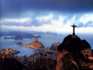 Vistas de Río de Janeiro (Brasil)