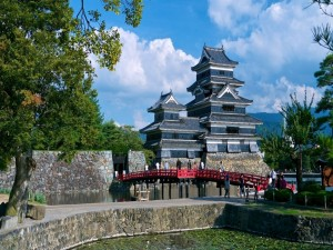 Castillo Matsumoto ( Matsumoto, Japón)