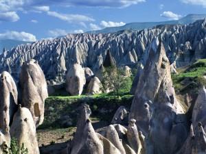 Parque Nacional de Goreme (Turquía)