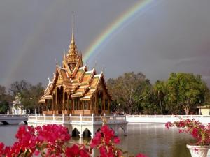Parque histórico de Ayutthaya (Tailandia)