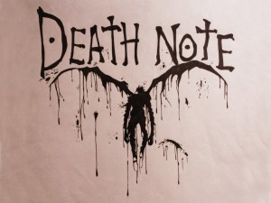 Death Note (manga y anime)