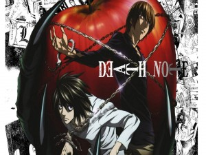L y Light Yagami (Death Note)