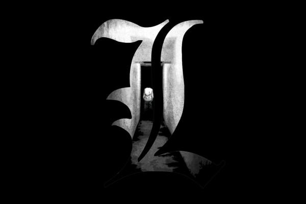 """L, peronaje de """"Death Note"""""""