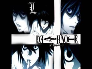 Imagen de L Lawliet (Death Note)