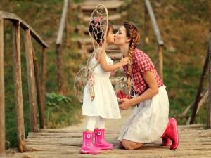 Amor de madre e hija