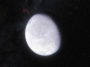 El planeta enano Eris