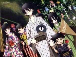"""El manga y anime """"Sayonara Zetsubō Sensei"""""""