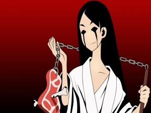 Chiri Kitsu (Sayonara Zetsubō Sensei)