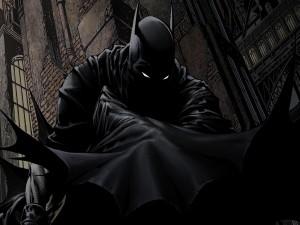 Batman en las sombras