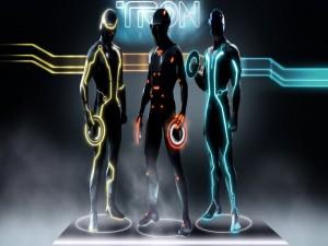 """Personajes de """"Tron Legacy"""""""