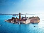 Isla de San Giorgio Maggiore (Venecia, Italia)