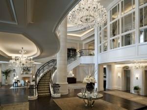 Lujoso hotel