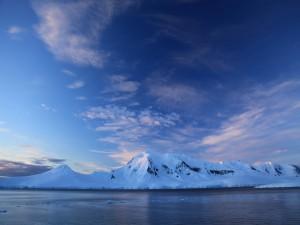 Postal: Puerto Lockroy (Antártida)