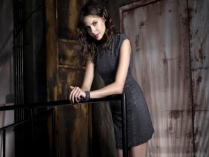 La actriz Willa Holland