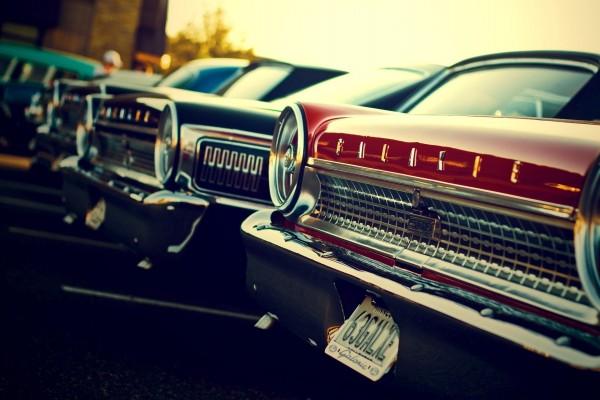 Varios Ford Galaxie 500