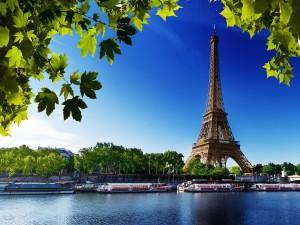 Verano en París