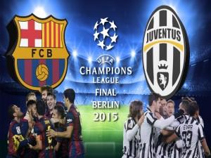 El F.C. Barcelona gana a la Juventus en la Champions League 2015