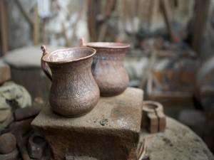 Dos vasijas antiguas