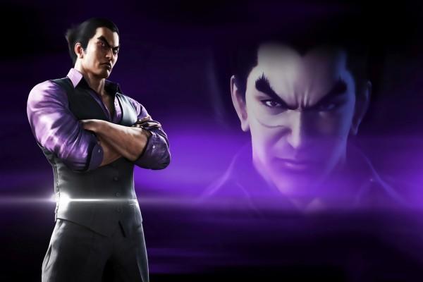 """Kasuya Mishima, personaje de la serie de videojuegos """"Tekken"""""""