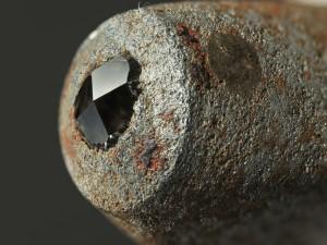 Pirámide de diamante (dureza Vickers)
