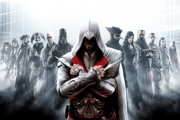 "Personajes de ""Assassin's Creed: Brotherhood"""