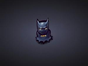 Un pequeño Batman