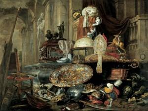 Alegoría de la vanidad (Pieter Boel)