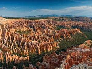 Vista del Parque Nacional del Cañón Bryce