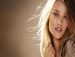 La modelo Rosie Huntington-Whiteley