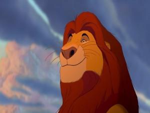 Mufasa (El Rey León)