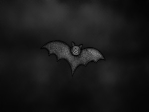 Un divertido logo de Batman