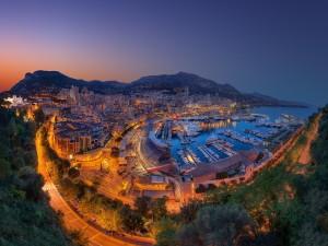 Amanecer en Monte Carlo