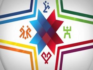 "Logo de la ""Copa América Chile 2015"""