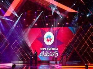"""Sorteo de equipos para la """"Copa América 2015"""""""