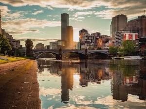 Ciudad de Melbourne, Australia