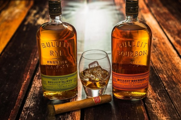 Whiskey y bourbon Bulleit
