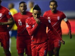 """Jugadores de la Selección Peruana de Fútbol en la """"Copa América Chile 2015"""""""