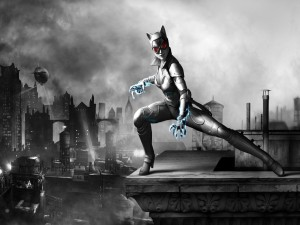 Catwoman (Batman: Arkham City)