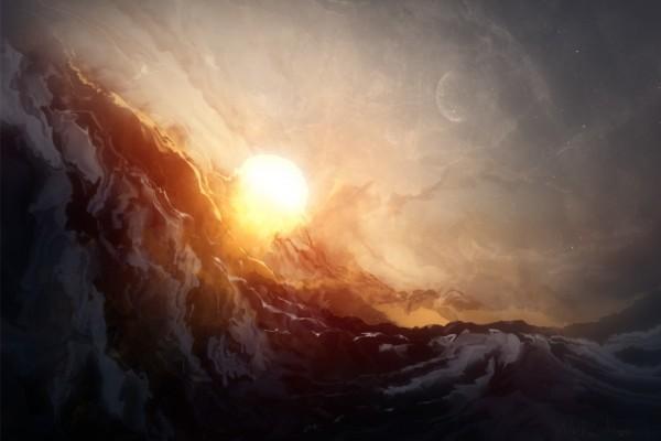 Planetas cercanos a un sol