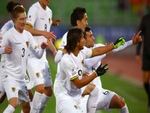 "Bolivia gana a Ecuador (3-2) en la ""Copa América Chile 2015"""