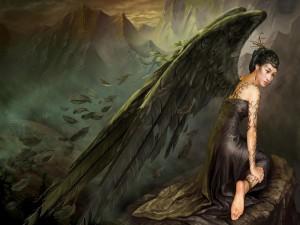 Ángel de la soledad