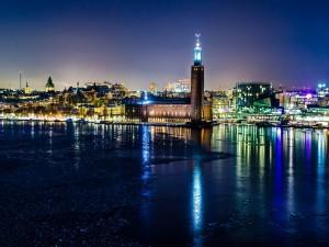 Noche en Estocolmo