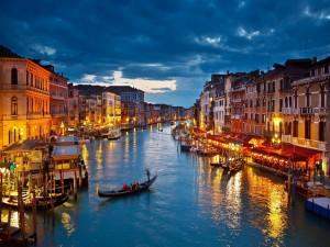 Luces en Venecia